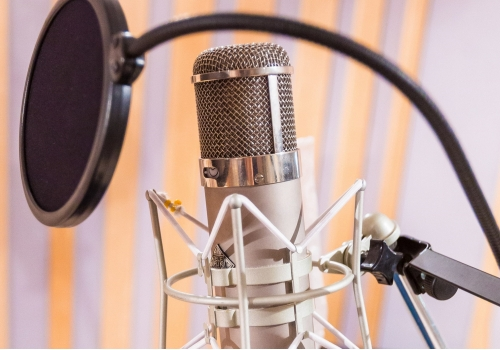 Аудио запись и озвучка