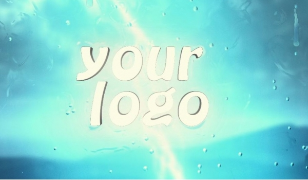 Интро-логотип (анимация логотипа)