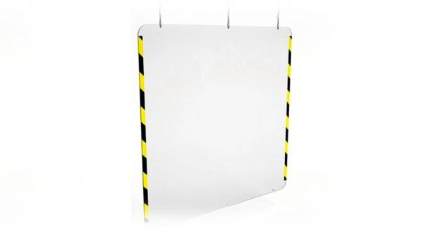 Подвесной защитный экран
