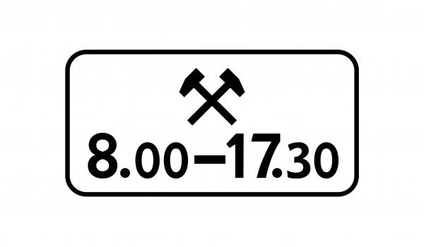 8.5.6Время действия